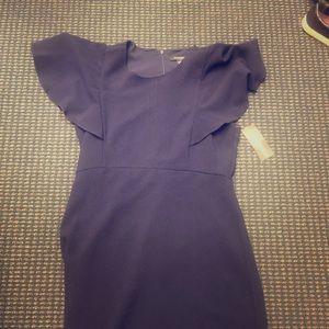 Navy Business Dress